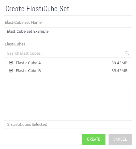 ecubesetCreate