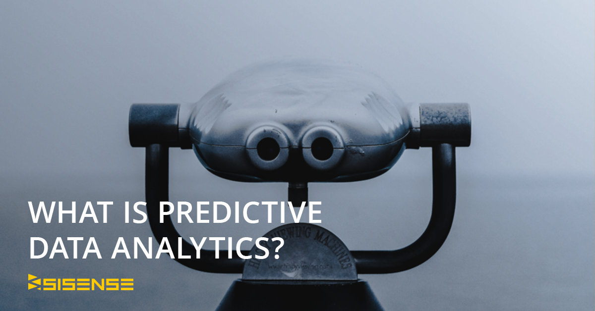 Predictive Data Analytics | Sisense