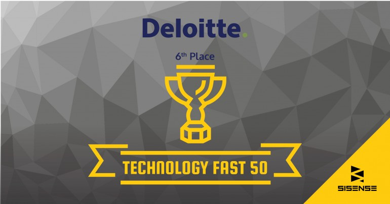 Deloitte Technology Fast 50 - Sisense