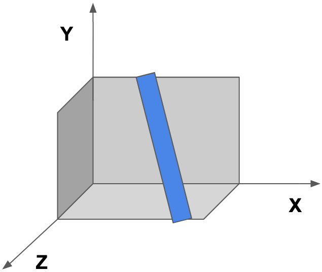 Two section cube
