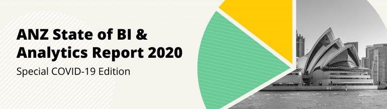 BI & Analytics Report for ANZ 2020