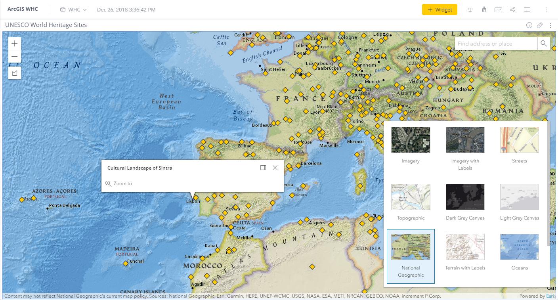 ArcGIS Map Integration | Sisense on