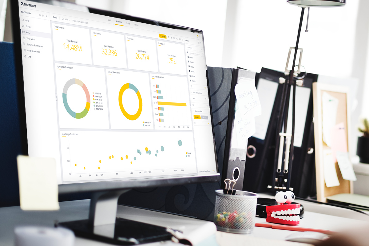 Embedded Analytics at Scale