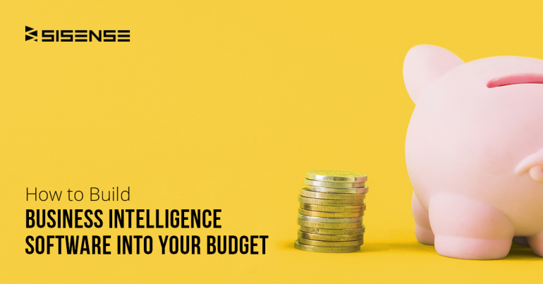 How to build BI into your budget