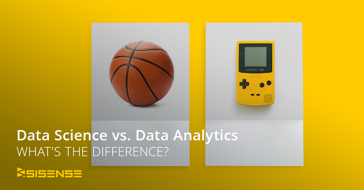 Data Science vs  Data Analytics - What's the Difference? l