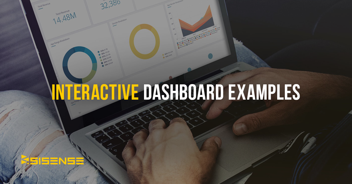 dashboard examples interactive bi reports sisense
