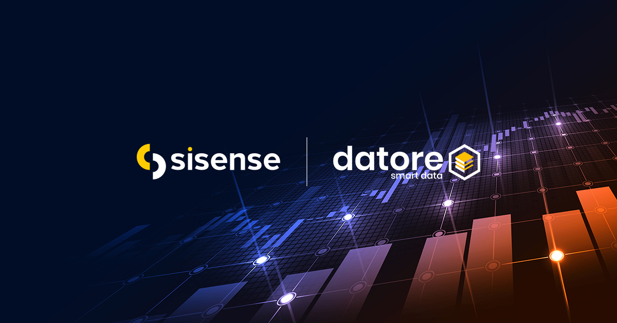 Virtual Event for Facility Managers with Datore and Sisense
