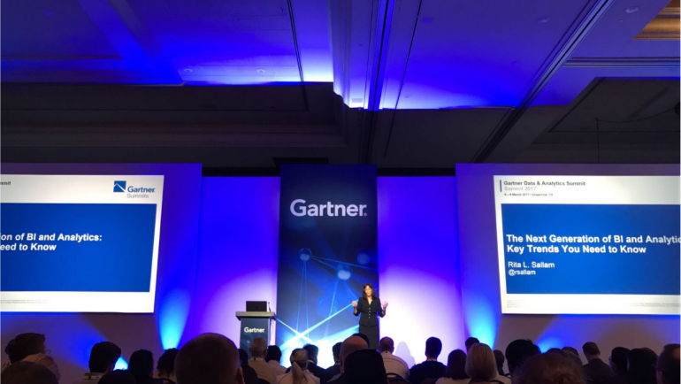 Gartner Data and Analytics Summit Grapevine