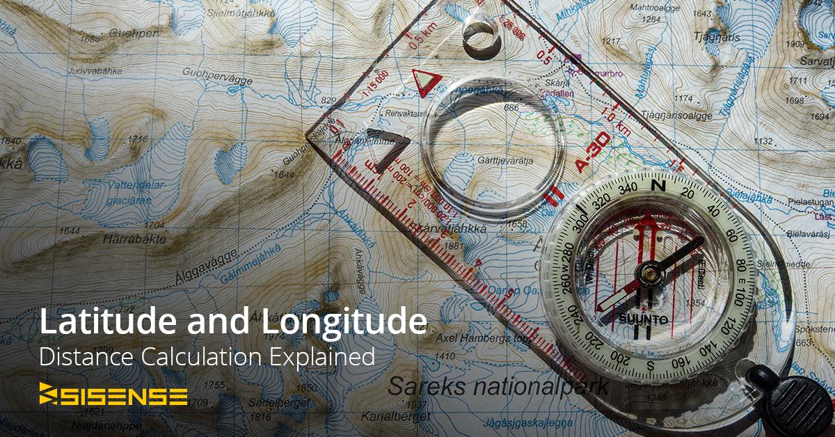 Latitude and Longitude Distance Calculation Explained l Sisense