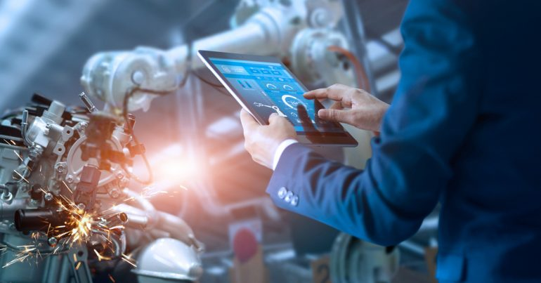 Building the Future with Manufacturing Analytics