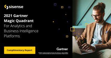 Gartner MQ report - social image