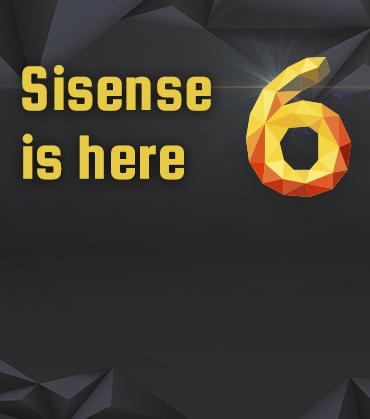 Sisense 6 Banner