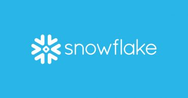 "Snowflake logo with word ""Snowflake"""