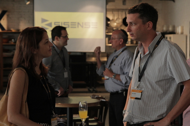 Sisense Connect Tel Aviv 2015