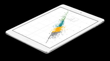 Advanced Analytics, Tablet