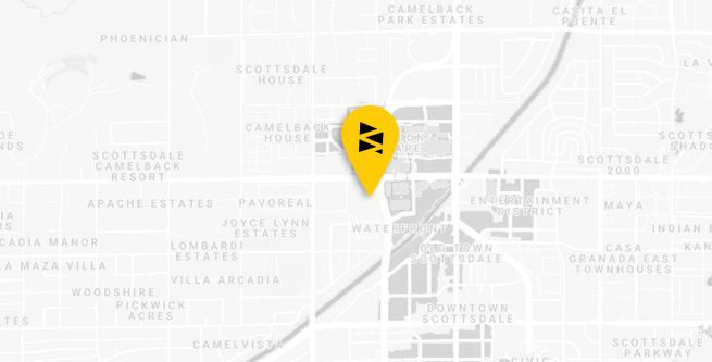 Map of Arizona Office