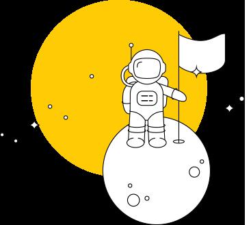 Sisense astronaut
