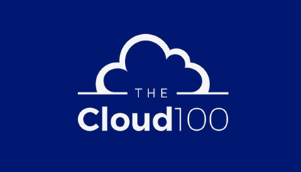 The Cloud 100 logo