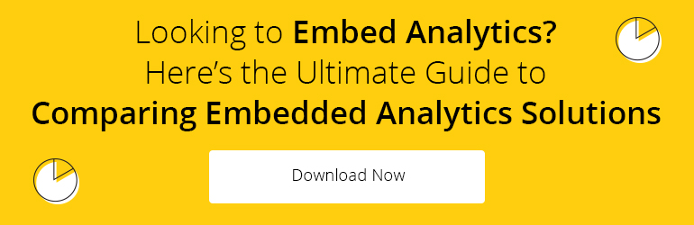 Embedded analytics guide