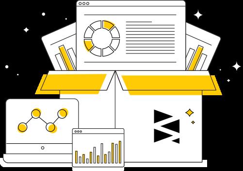 Box of widgets