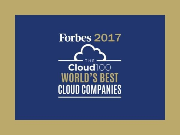 Sisense Is Named to Second Annual Forbes 2017 Cloud 100 List for the Second Consecutive Year