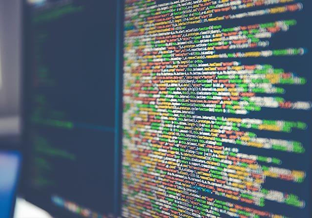 code-developer-screen