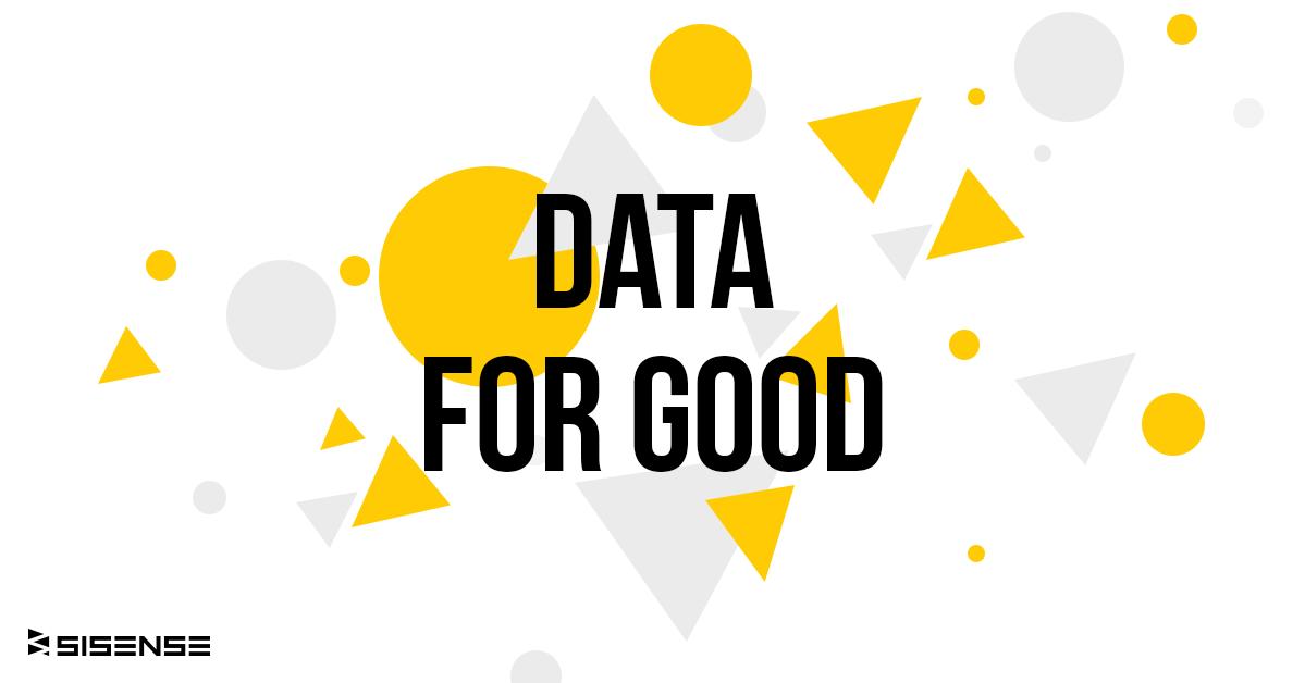 Data for Good | Sisense