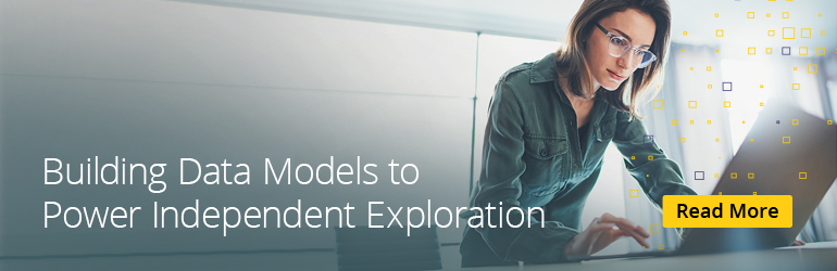 Building Data Models to Power Independent Exploration