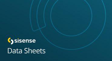 Sisense Data Sheets, Guides, and Brochures