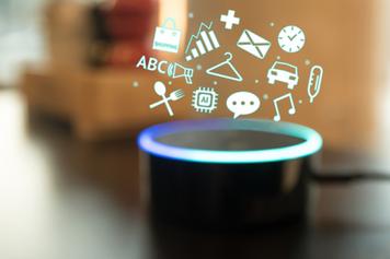 Alexa with icons