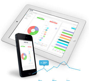 Mobile BI Dashboard