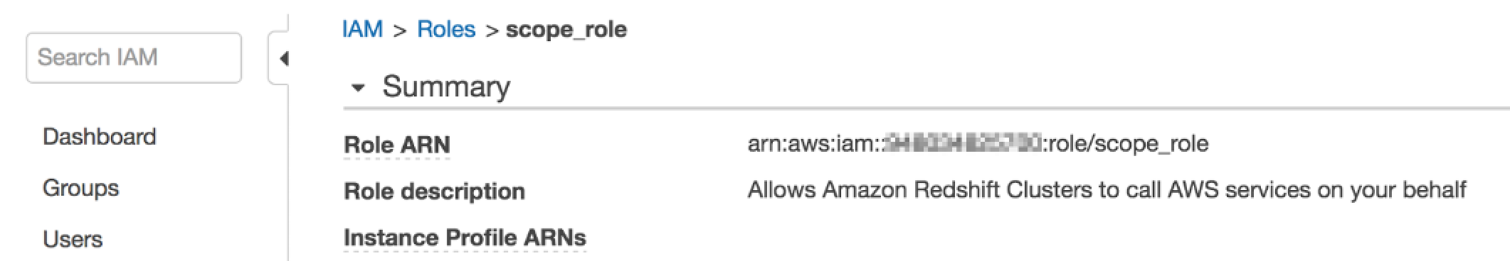 Amazon Resource Name