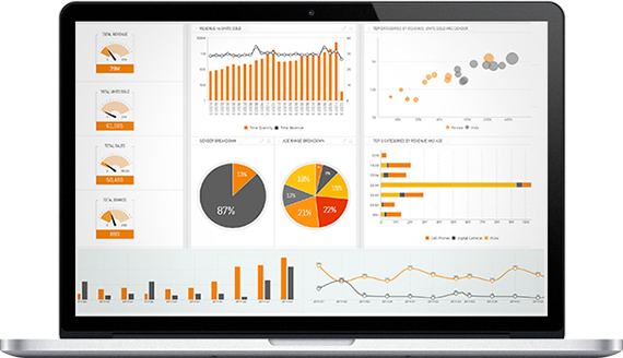 Business Analytics Software Built for Complex Data