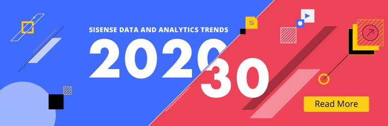 Sisense 2020 trends