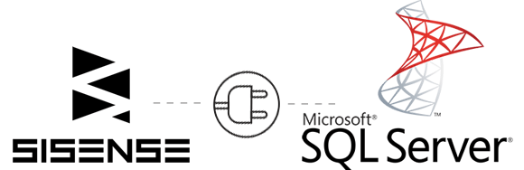 Sisense connector for SQL Server reporting, analytics
