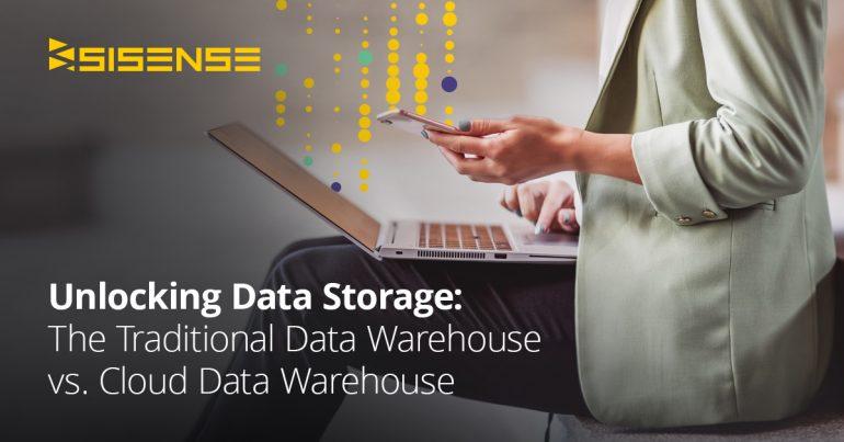 Unlocking Data Storage: The Traditional Data Warehouse vs. Cloud Data Warehouse